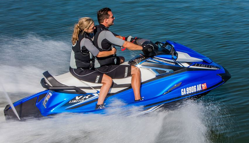 Yamaha Waverunner VX Limited price list