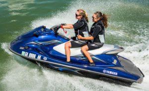 Yamaha Waverunner VX price list