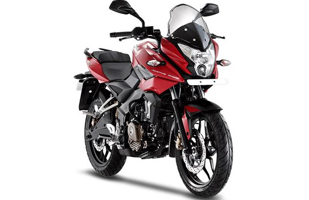 Bajaj Pulsar AS150 price list in India