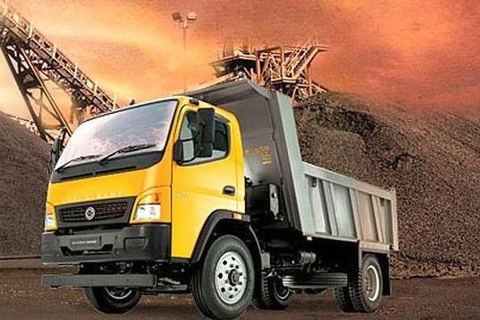 Bharat Benz 1217C Tipper price in India
