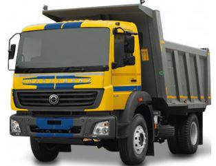 Bharat Benz 1623C Tipper price in India
