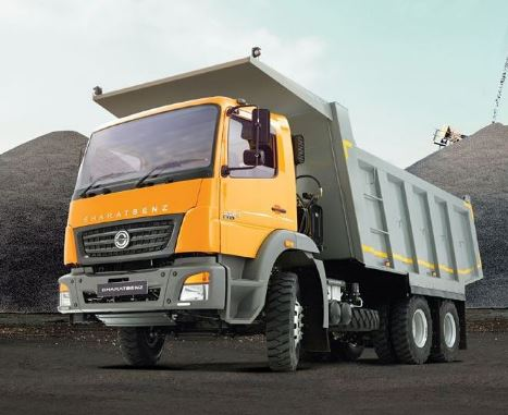 Bharat Benz 2528CM Tipper price in India