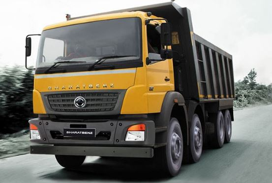 Bharat Benz 3128C Tipper price in india