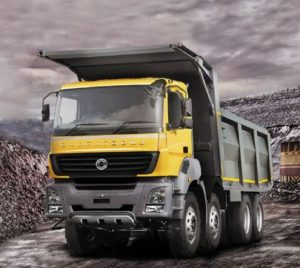 Bharat Benz 3143CM Tipper price in India