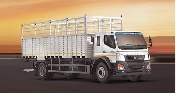 Bharat Benz Rigids 1617R Truck price in India