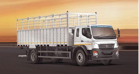 Bharat Benz Rigids1617R Truck price in India