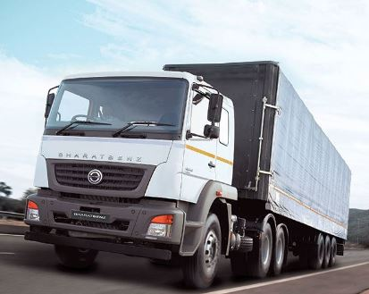 BharatBenz 4028T (4 x 2) Tractor price in India