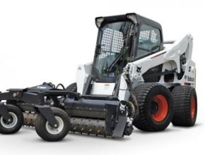Bobcat A770 All-Wheel Steer Loader Overview