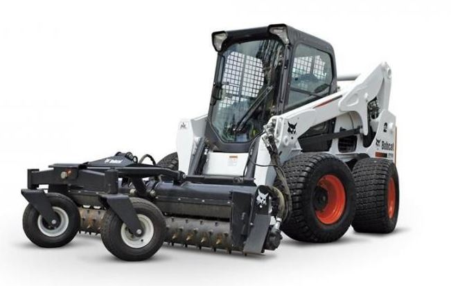 Bobcat A770 All-Wheel Steer Loader Specs Review Price & Images