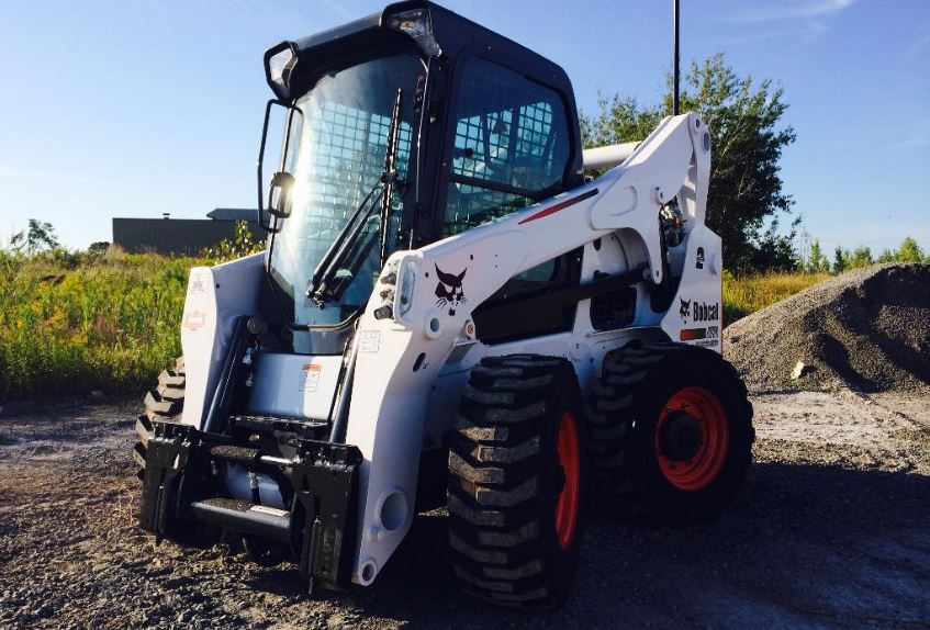 Bobcat A770 All-Wheel Steer Loader Price