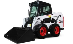 Bobcat S550 Mini Skid-Steer Loader Overview