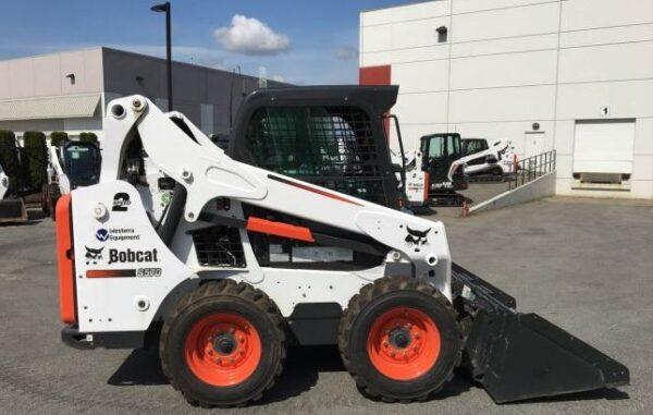 Bobcat S570 Mini Skid-Steer Loader features