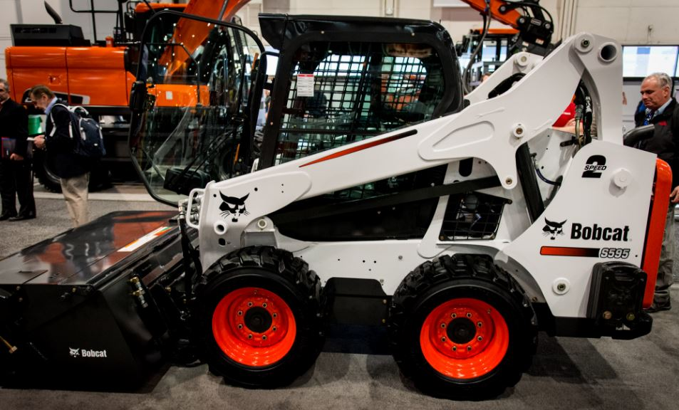 Bobcat S595 Skid-Steer Loader Specifications