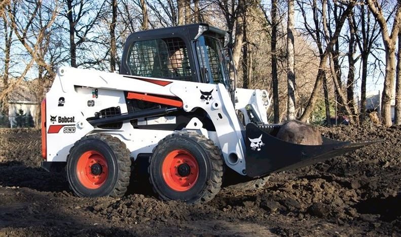 Bobcat S630 Mini Skid-Steer Loader