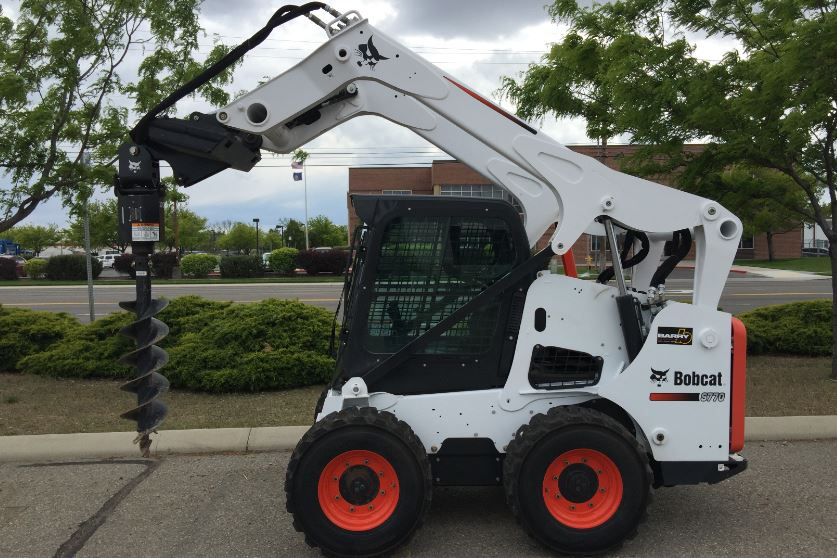 Bobcat S770 Skid-Steer Loader Specifications