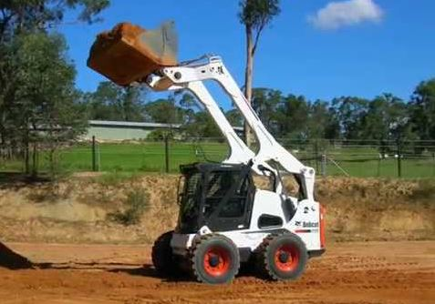 Bobcat S850 Mini Skid-Steer Loader Price