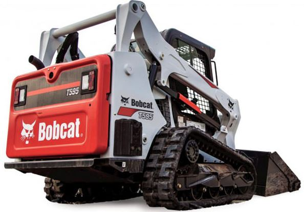 Bobcat T595 Compact Track Loader Cost Specs Review & Images