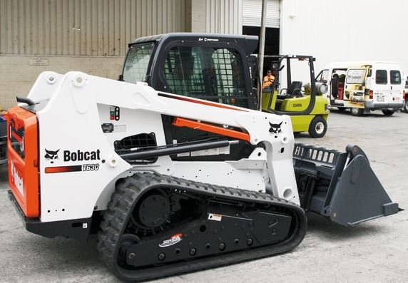 Bobcat T630 Compact Track Loader Specifications
