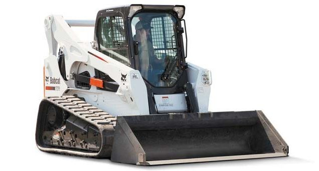 2019] New Bobcat T870 Compact Track Loader Price Specs Engine Review