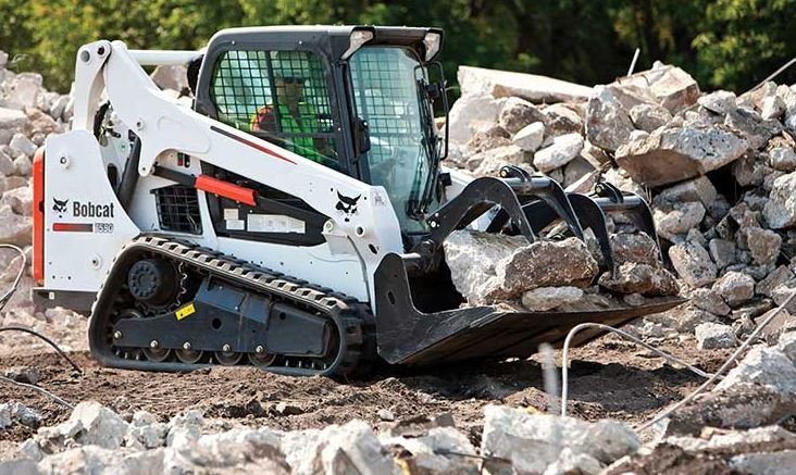 Bobcat T870 Compact Track Loader Specifications