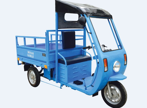 Devam Smart Loading Electric Three Wheeler price