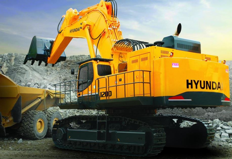 Hyundai R1200-9 price in india