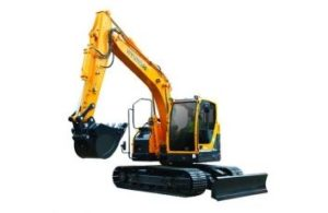 Hyundai R125LCR-9A price in india