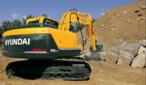 Hyundai R140LC-9 price in india