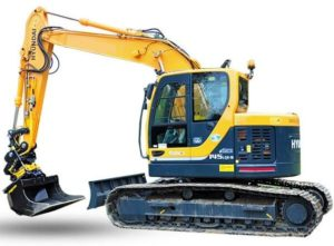 Hyundai R145CRD-9 price in india