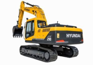 Hyundai R210 SMART price in india