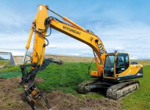 Hyundai R210LC-9 price in india