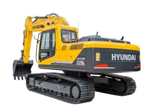 Hyundai R220L SMART price in india