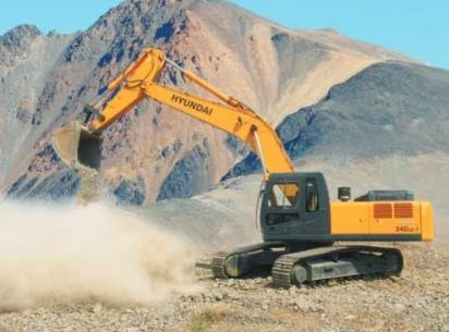 Hyundai R220LC-7 MaGiQ price in india
