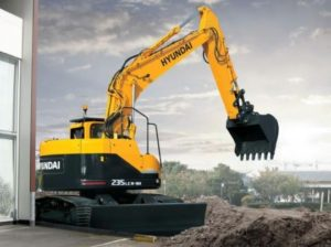 Hyundai R235LCR-9 price in india
