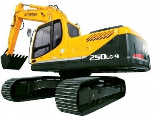 Hyundai R250LC-9 price in india