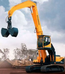 Hyundai R290LC-9 MH price in india