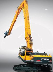 Hyundai R380LC-9 MH price in india
