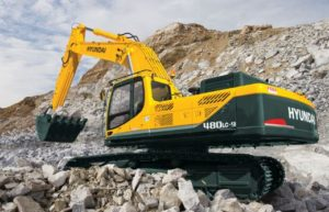 Hyundai R480LC-9 price in india