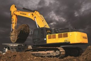 Hyundai R510LC-7 price in india