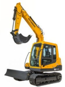 Hyundai R80 SMART price in india