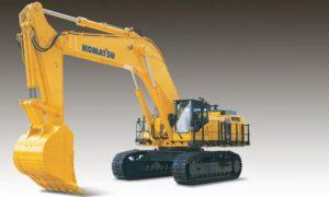 KomatsuPC1250-8RExcavator