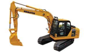 KomatsuPC130-7Excavator
