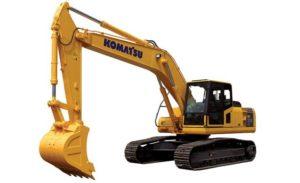 KomatsuPC210-8M0-PC210LC-8M0Excavator