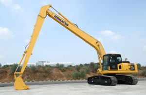 KomatsuPC210LC-8M0 Super long frontExcavator