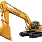 Komatsu Hydraulic Excavator in India Key Specs Price & Images