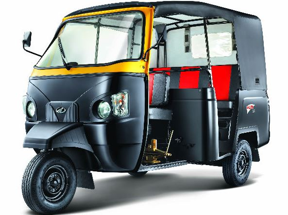 Mahindra Alfa DX price in India