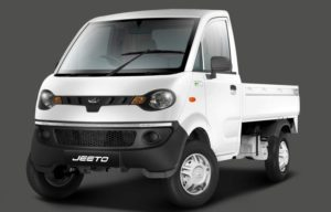 Mahindra Jeeto CNG Mini Truck price in india
