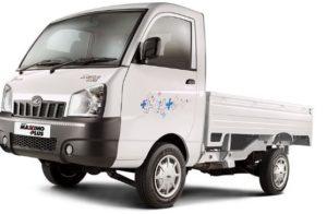 Mahindra Maxximo CNG Mini Truck price in india