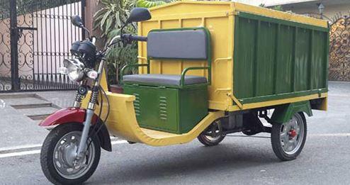 Save E-Garbage Van Price