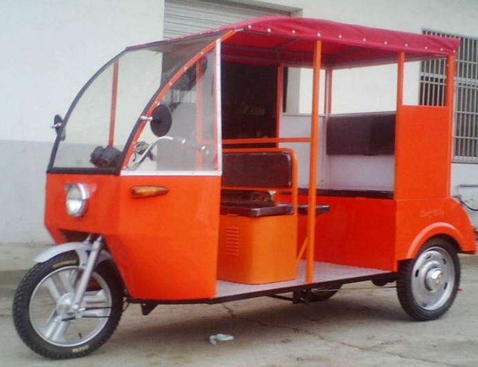 Save E-Rickshaw Rickshaw Price in India